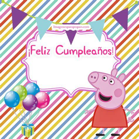 peppa pig feliz cumpleaos im 225 genes de feliz cumplea 241 os con peppa pig y su familia im 225 genes para peques