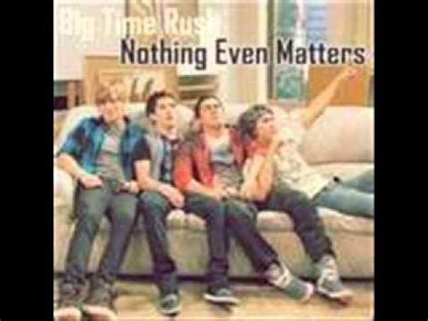 nothing even matters big time nothing even matters instrumental