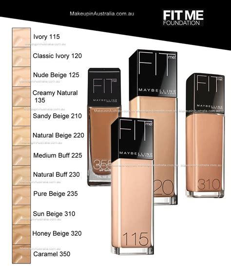 Kosmetik Maybelline Rumah jual maybelline fit me foundation murah happy roe