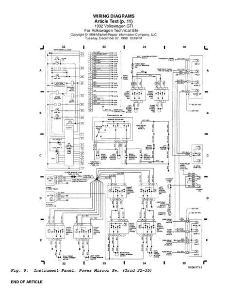 1999 vw beetle radio wiring diagram free wiring