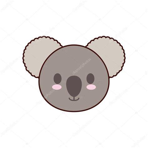 imagenes kawaii de koalas lindo animal icono de koala kawaii archivo im 225 genes