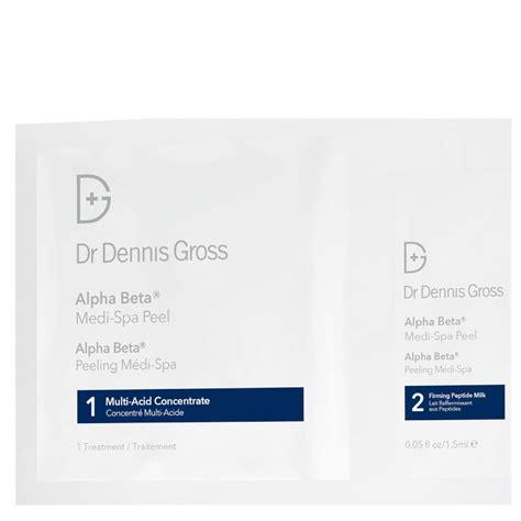 Paling Dicari Hello Hk Spa Peeling Gel Shop Exfoliating Ex dr dennis gross alpha beta medi spa 4 pack skinstore