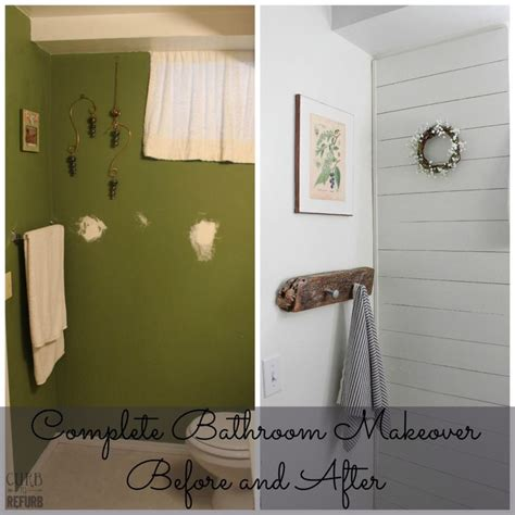 complete bathroom makeovers complete bathroom makeover before and after bathroom