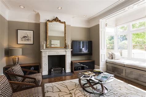 Interior Desing by Alex Cotton Interiors Residential Interior Design London