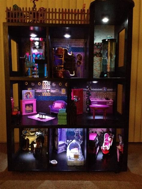 monster high doll house ideas pics for gt monster high doll house ideas