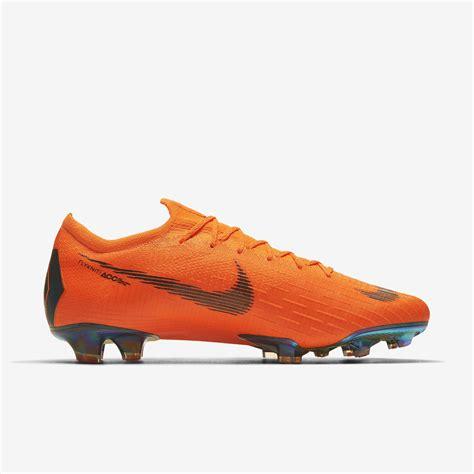 Nike Vapor Iii Putih Orange nike mercurial vapor 360 elite fg total orange total orange volt white football boots