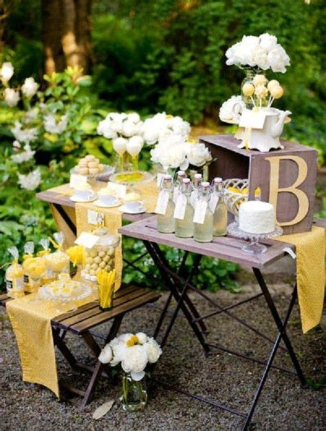 17 Best images about Lemon Baby Shower on Pinterest