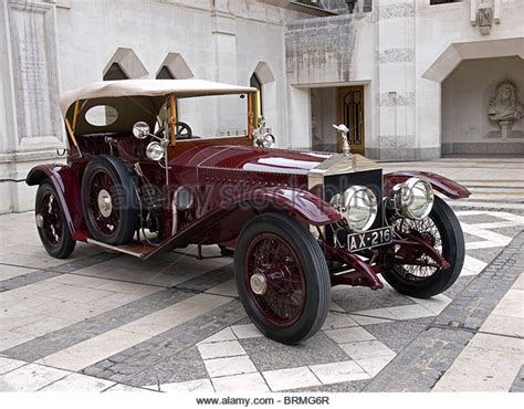 antique rolls royce rolls royce convertible stock photos rolls royce