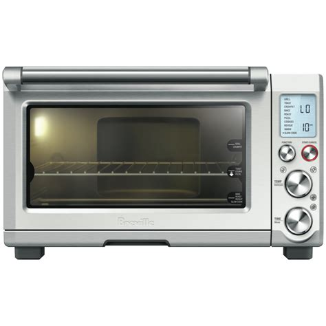 Best Small Convection Toaster Oven Breville Bov845bss Smart Oven Pro Stainless At The Good Guys