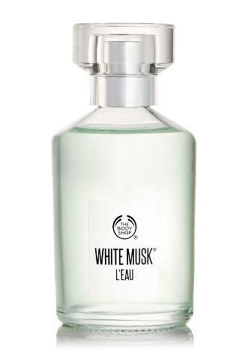 Parfum White Musk white musk l eau the shop perfume a new fragrance