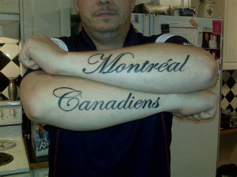 tattoo laws in quebec 94 best go habs go images on pinterest montreal