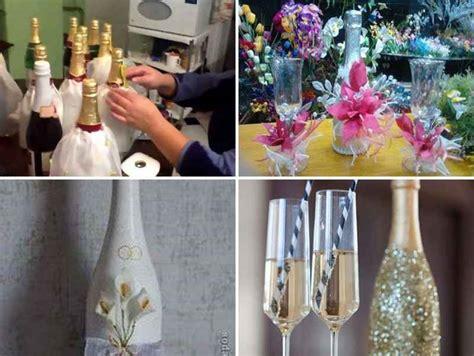 botellas de sidra decoradas para el novio imagenes con diamantina decoraci 243 n de 15 a 241 os 101 ideas para organizar tu fiesta