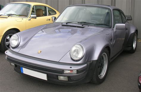porsche 911 turbo 80s porsche 930 wikipedia