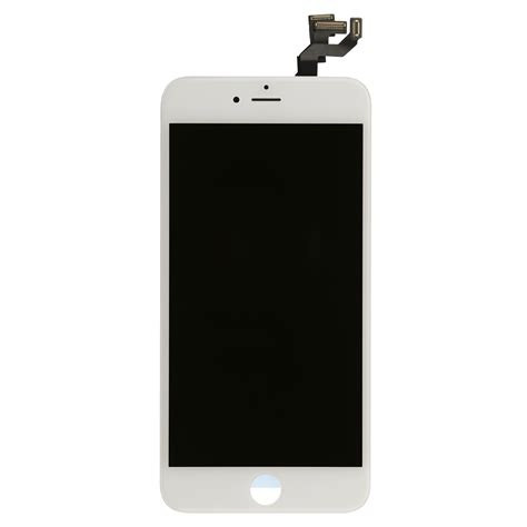 iphone 6s plus white lcd screen and digitizer assembly fixez