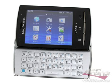 Hp Sony Xperia X10 Mini Pro sony ericsson xperia x10 mini pro pictures official photos