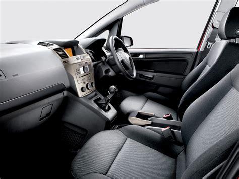 car picker vauxhall zafira interior images
