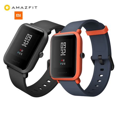 Original Xiaomi Huami Amazfit Bip Lite Youth Smart Ver aliexpress buy original xiaomi huami amazfit bip bit pace lite youth smart mi fit