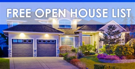 buy a house without an agent open house program ohlig group realty