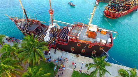 verano divertido en canc 250 n con el barco piratas villa - Barco Pirata Zona Hotelera Cancun