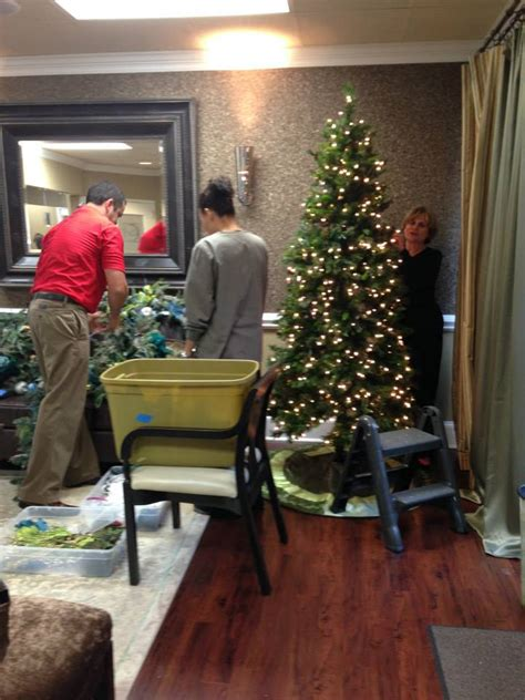 Christmas Decorations At Our Rock Hill Dental Office   Rock Hill Dentist: Cosmetic Dentists