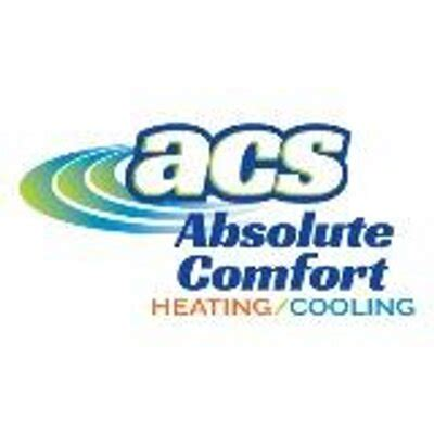 trusted comfort heating and cooling acs absolute comfort acscomfort twitter