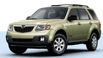 mazda tribute 2 0 photos and comments www picautos