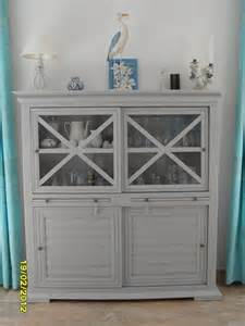relooking en gris meubles patine grise ambiance patine