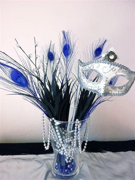 masquerade centerpieces ideas adastra