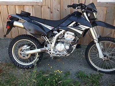 Kawasaki 250 Sf by Kawasaki Klx 250 Sf Motorcycles For Sale