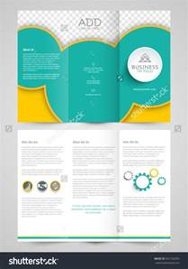 Illustrator Tri Fold Brochure Template by Tri Fold Brochure Template Illustrator Free 2 Best