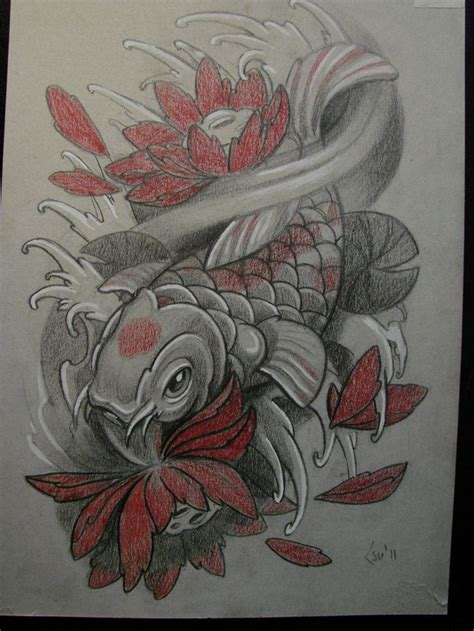 tattoo koi sketchbook 61 best xenija88 images on pinterest art sketches