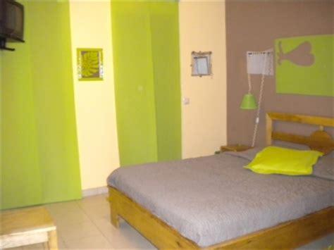 chambre ado vert deco chambre ado vert anis chocolat visuel 1