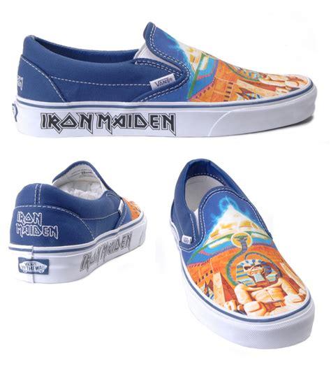 Sepatu Vans Iron Maiden vans iron maiden cuir nike air max womens