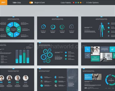 Professional Powerpoint Presentation Templates Free The Best Powerpoint Templates