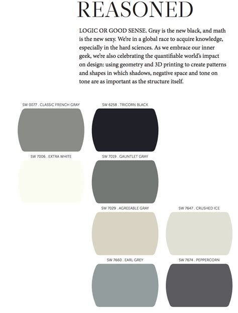 sherwin williams color favorites from the 2014 paint color forecast paint it monday