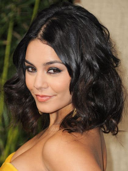 lob haircut dark wavy hair hottest black hair colors and hairstyles haircuts and