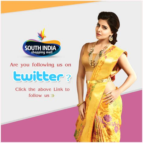 Links To Stalk 2 by South India Shopping Mall Are You Following Us On