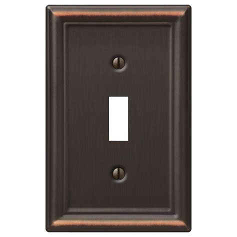 bronze light switch covers decorative switch plates lowes medium image for venetian
