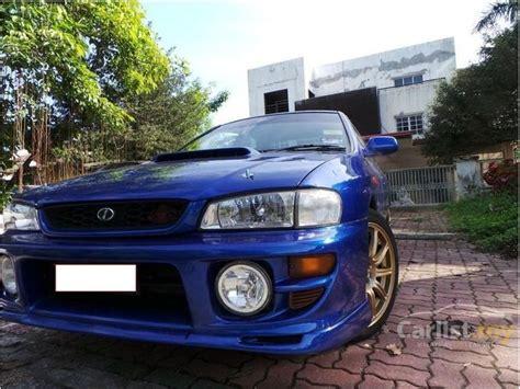 1998 subaru impreza sedan subaru impreza 1998 wrx 2 0 in kuala lumpur manual sedan