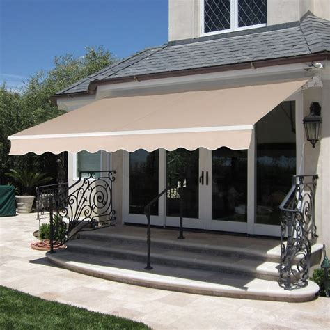 Outdoor Awnings by 17 Best Ideas About Deck Awnings On Retractable Awning Deck Shade And Patio Awnings