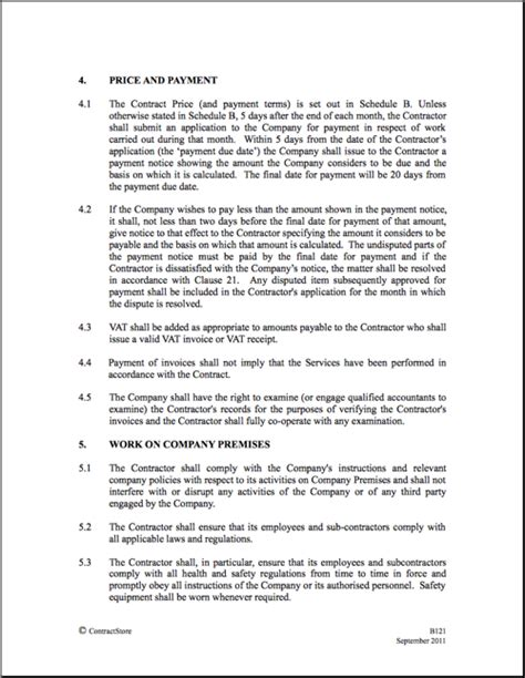 construction contract template real estate forms