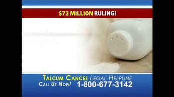 table saw injury helpline heygood orr and pearson tv commercial talcum cancer