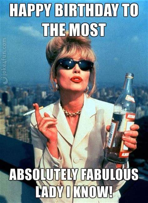 Birthday Memes For Women - happy birthday funny meme for women free monthly calendar