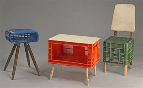 Furniture Crate by Diy Collection Milk Crates Make A Magical Turn Furniture