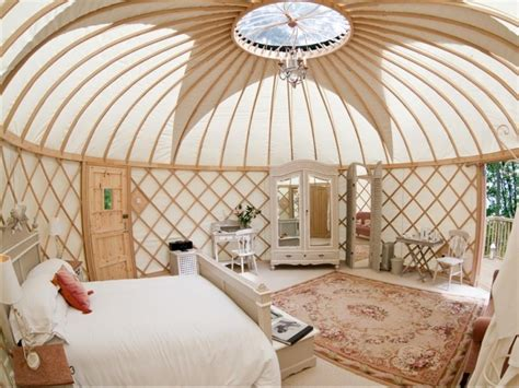 yurts accommodation home