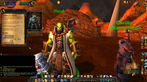 how warlords of draenor is planning to get you back into warcraft warning the warchief warlords of draenor