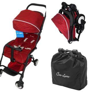 Stroller Cocolatte Otto R Plus sewa stroller cocolatte otto untuk travel bersama bayi