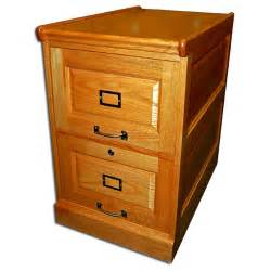 Two Drawer File Cabinet 166 Two Drawer Oak File Cabinet With Raised Side Panels From Antiquariantraders On Ruby