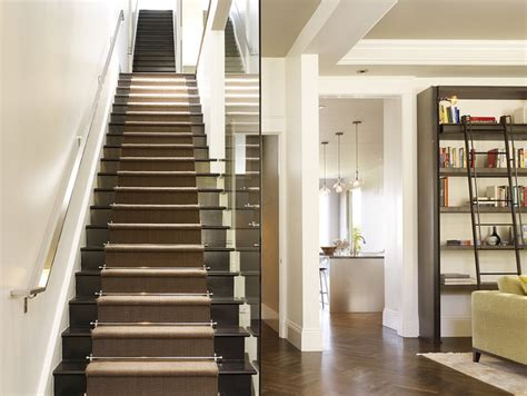 staircase wall design stairway with glass wall transitional staircase san
