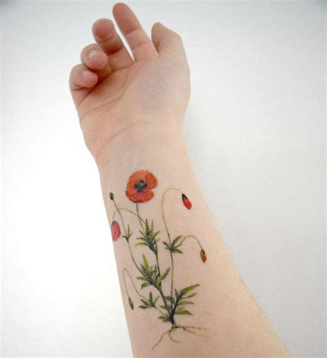 wild flower tattoo wildflower tattoos designs ideas and meaning tattoos